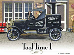 "Photo: Article of ""Tool Time T"""